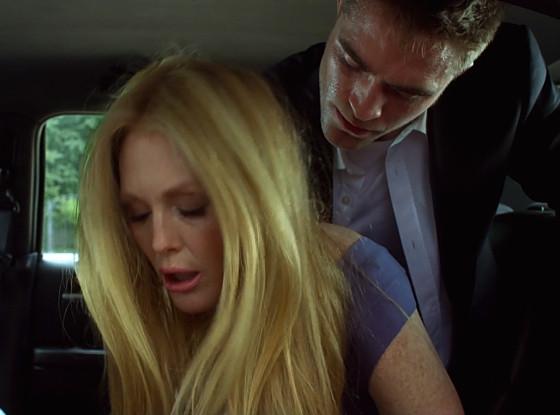 Map to the Stars, Robert Pattinson, Julianne Moore
