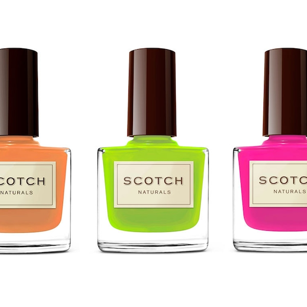 Scotch Naturals Nail Laquers From Earth Day 2014 Beauty Products E News