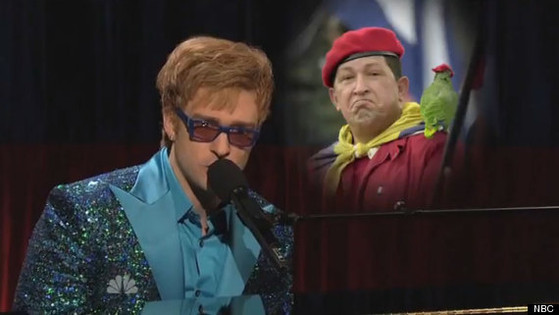 Justin Timberlake, Hugo Chavez, Saturday Night Live