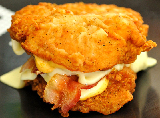 KFC, Double Down Sandwhich