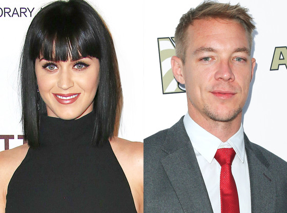 Katy Perry, Diplo
