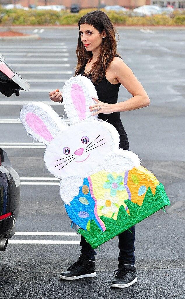 Jamie Lynn Sigler, Easter