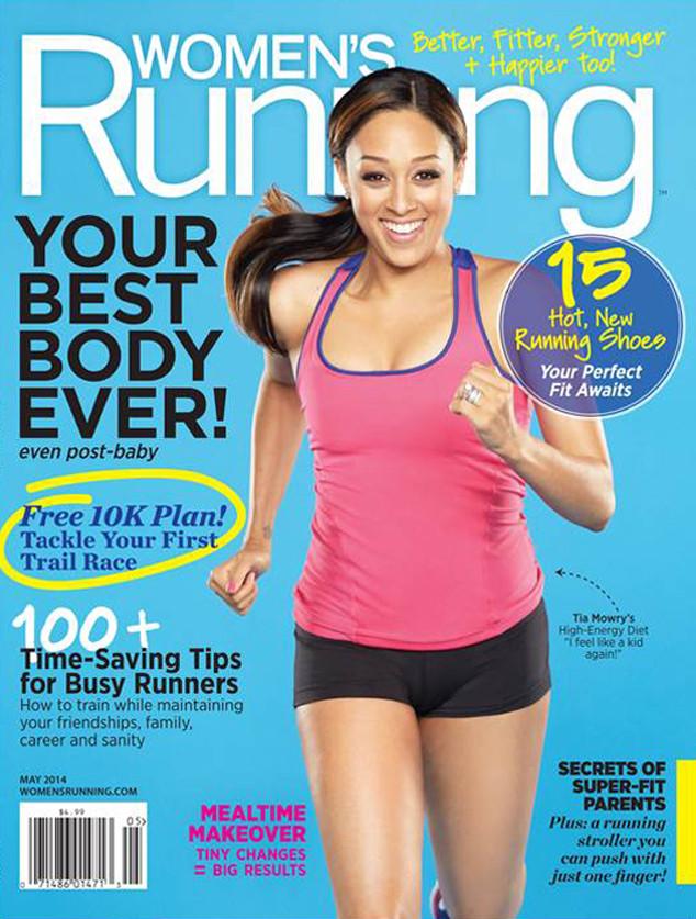 Tia Mowry, Women's Running