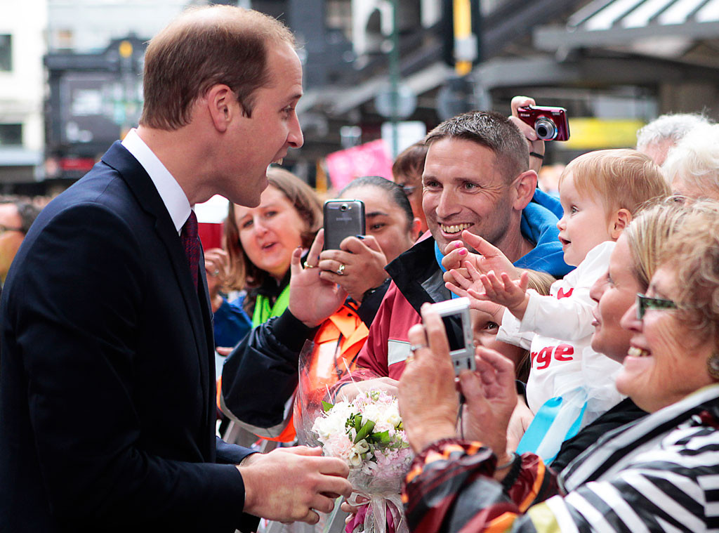 Prince William, Ruby-Cate Blitz