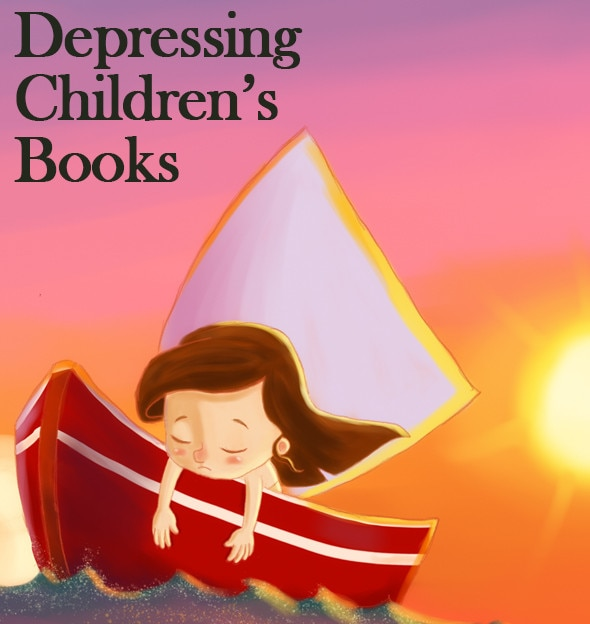 Dpressing Children's Books