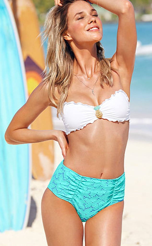 c53064540c Victoria's Secret from 10 Best High-Waisted Bathing Suits   E! News