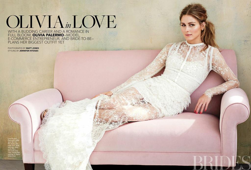 Olivia Palermo Brides