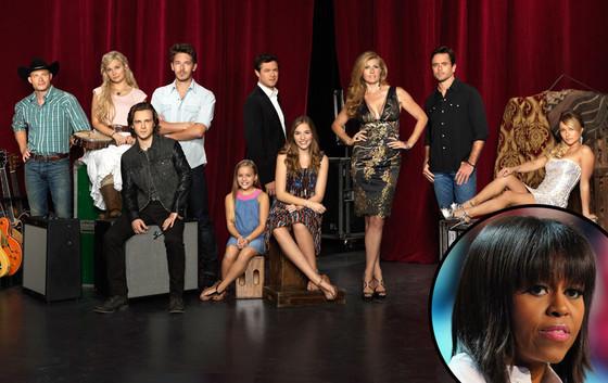 Nashville Cast, Michelle Obama