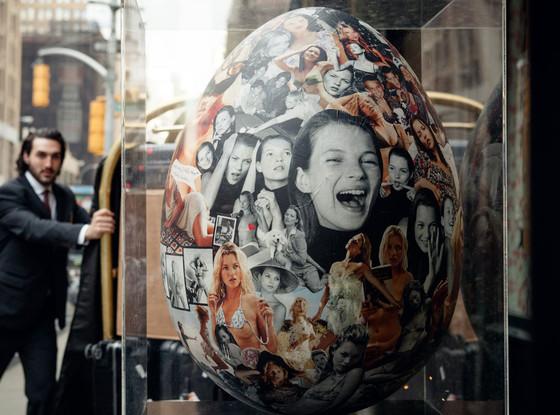 Faberge Egg, Bruce Weber
