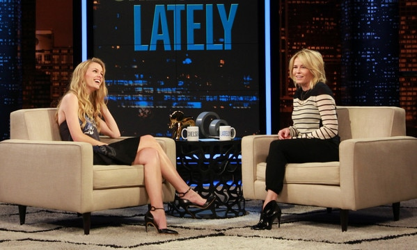 Chelsea Lately Weekly Round-Up 4/14