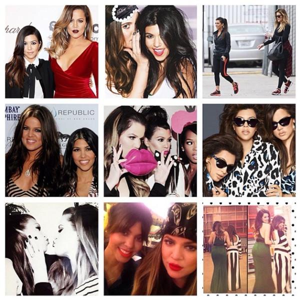 Kourtney Kardashian, Birthday, Instagram