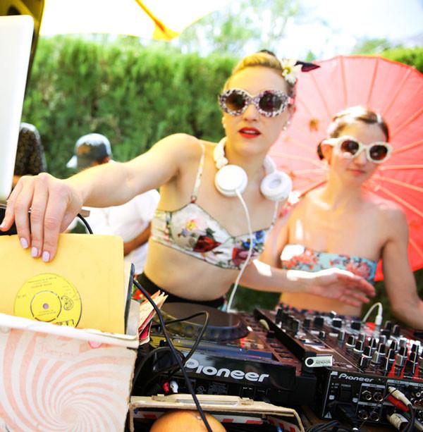 DJ Mia Moretti's Awesome Playlist to Kick Coachella Off Right