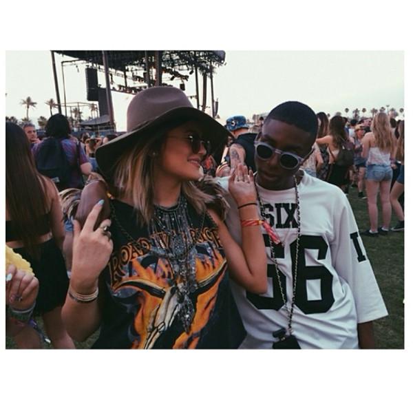Kylie Jenner, Coachella