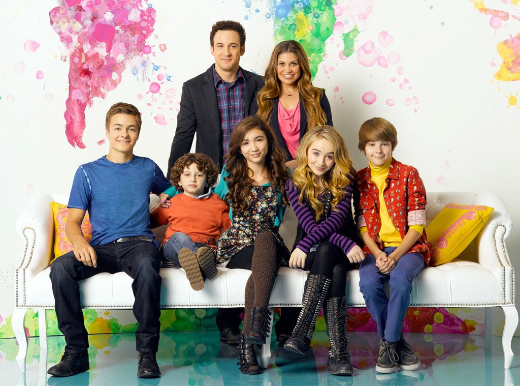 Girl Meets World, Cast