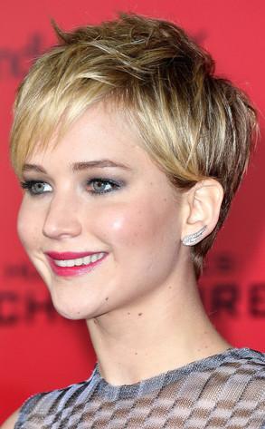 Jennifer Lawrence, Ear Cuff Gallery