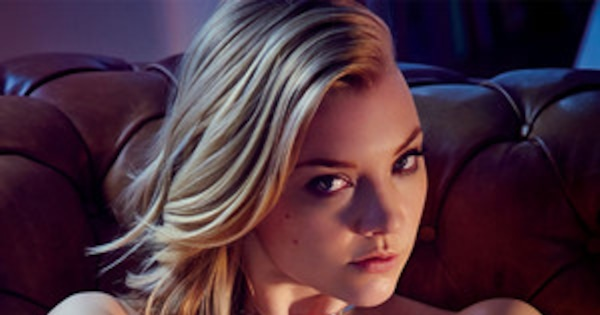 Game Of Thrones Natalie Dormer Kindly Poses Topless For Gqsee The