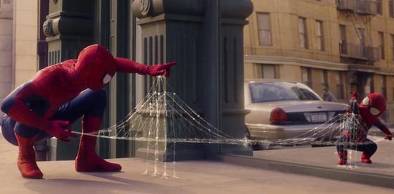 Spider-Man, Baby Spider-Man, Evian