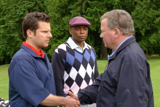 Psych, William Shatner, Guest Star