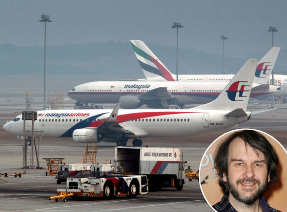 Malaysian Airlines, Peter Jackson
