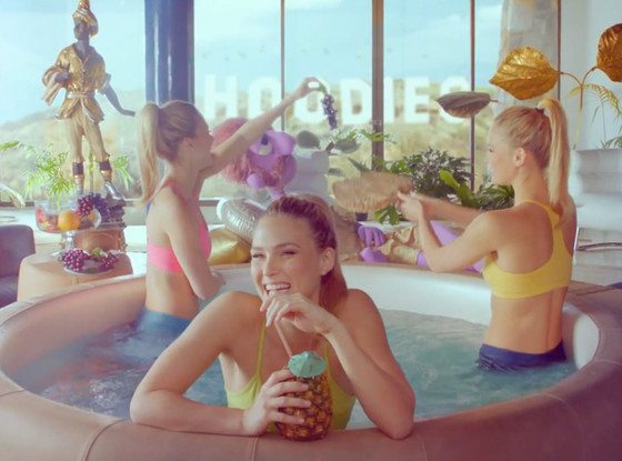 Bar Refaeli Commercial