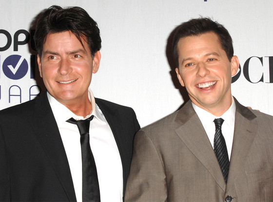 Charlie Sheen, Jon Cryer