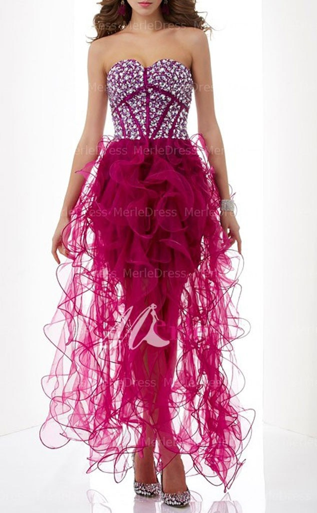 28 Hideously Awesome Prom Dresses | E! News Australia