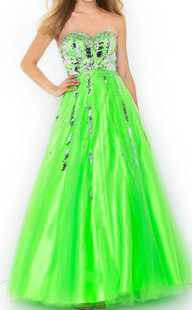 Slutty Prom Dress Captions