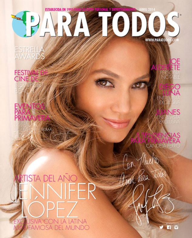 Jennifer Lopez, Para Todos