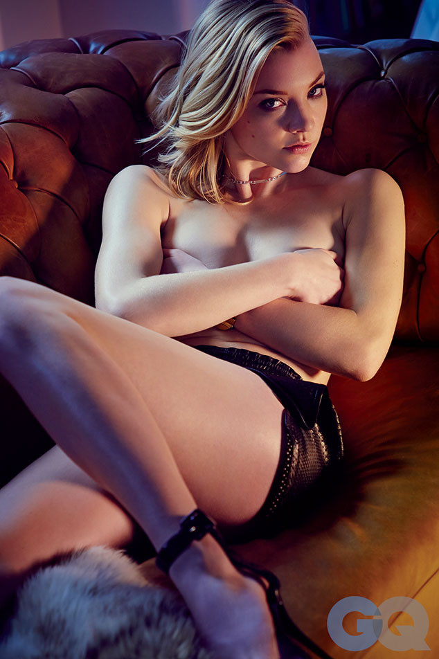 NATALIE DORMER, GQ APRIL 2014