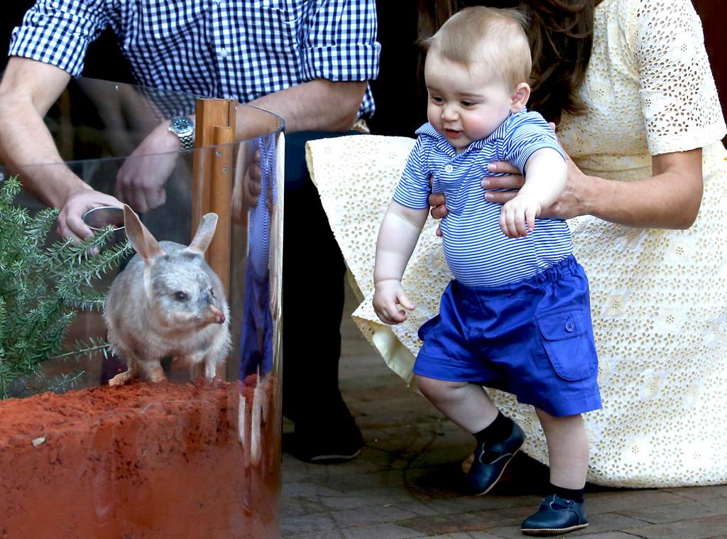 Kate Middleton, Duchess of Cambridge, Prince William, Prince George