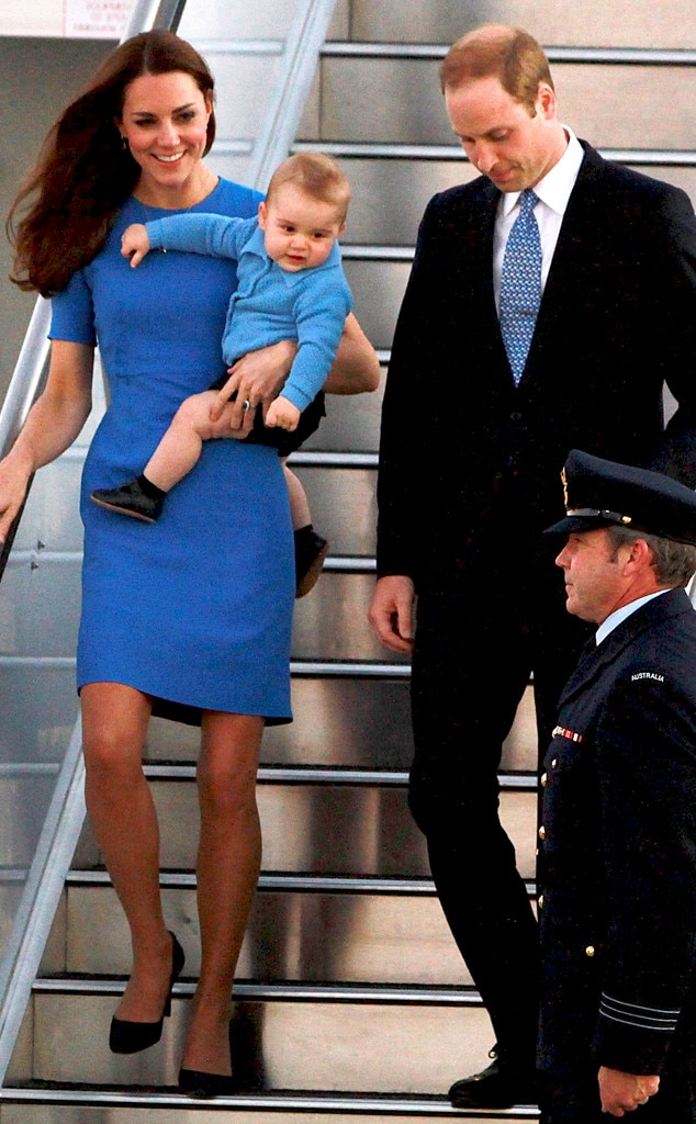 Duchess of Cambridge, Kate Middleton, Prince William, Prince George