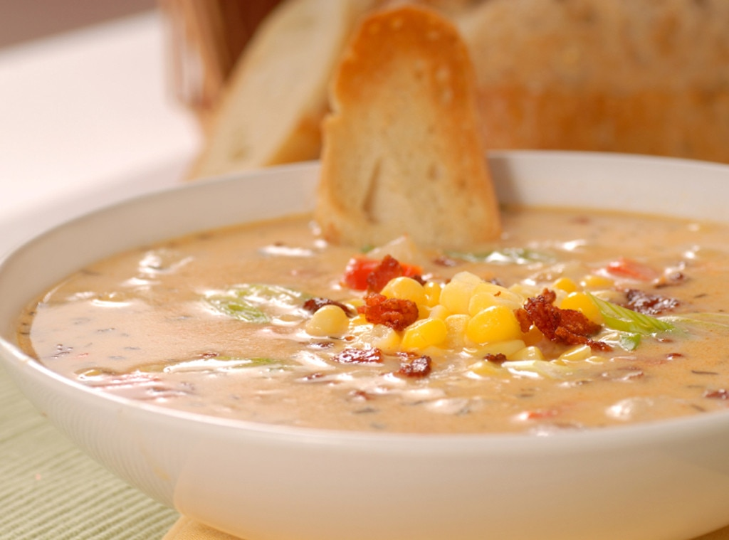 The Fabulist, Sriracha, Corn Chowder