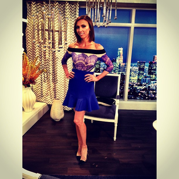 Giuliana Rancic Makes the Hottest Fashionista