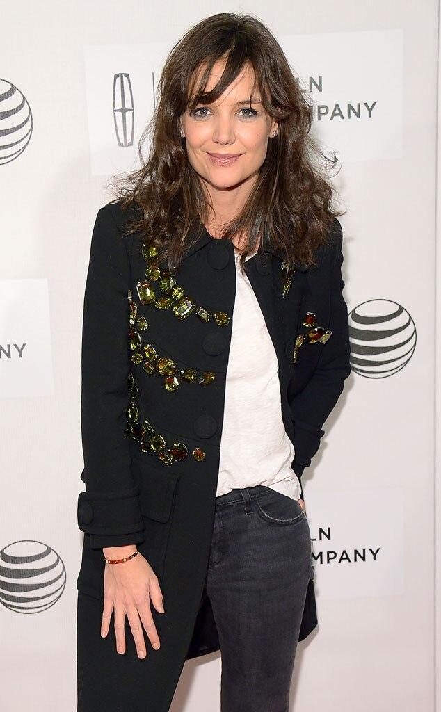 Katie Holmes, Tribeca Film Festival