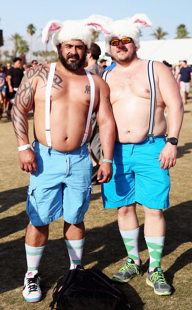 Coachella Street Style, Week 2