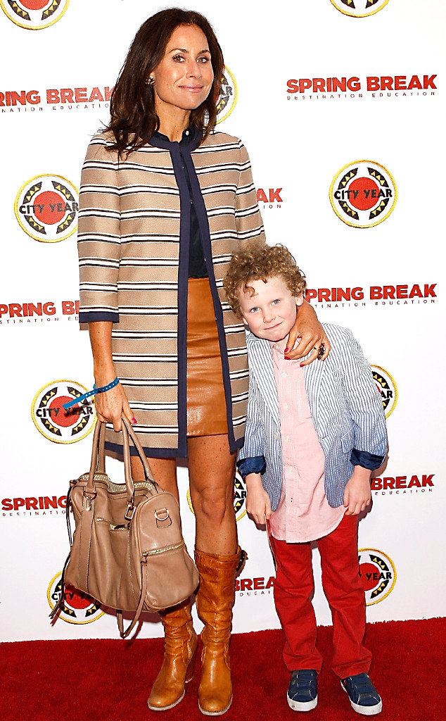 Minnie Driver, Henry Story Driver