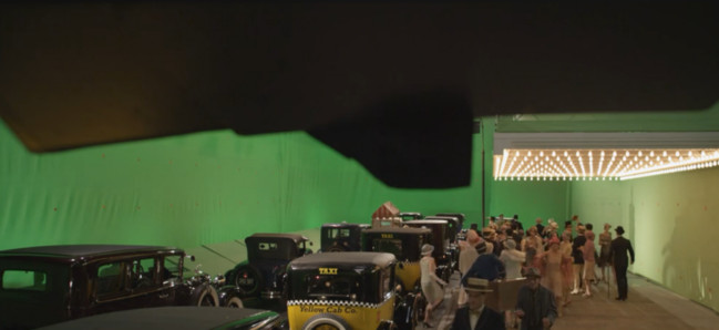 BEFORE AND AFTER THE VISUAL EFFECTS IN BLOCKBUSTER FILMS