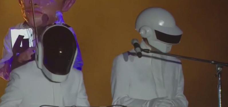Daft Punk, falsos