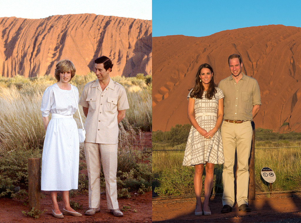 Kate Middleton, Catherine Duchess of Cambridge, Prince William, Prince Charles, The Prince Of Wales And Diana, Princess Of Wales