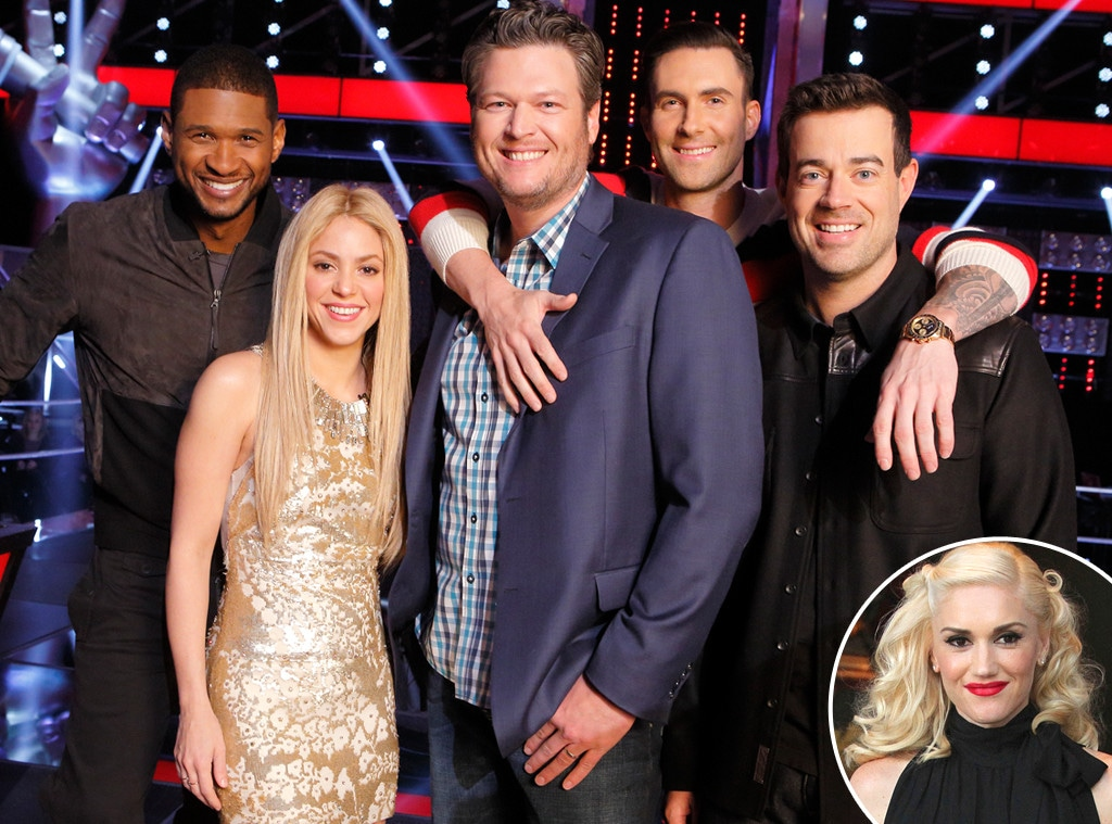The Voice Judges, Gwen Stefani