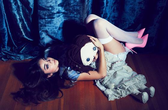 Sarah Hyland, Flaunt