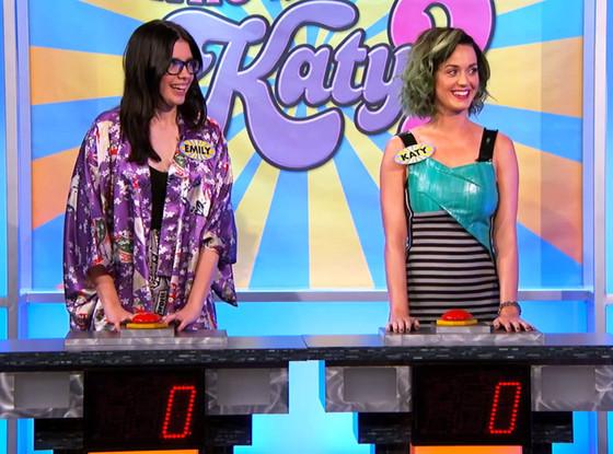 Katy Perry, Jimmy Kimmel