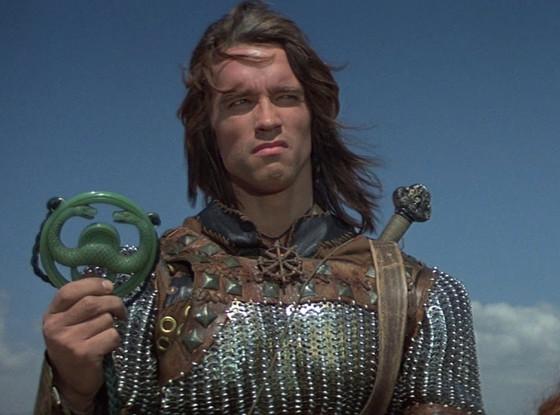 Conan the Barbarian, 1982