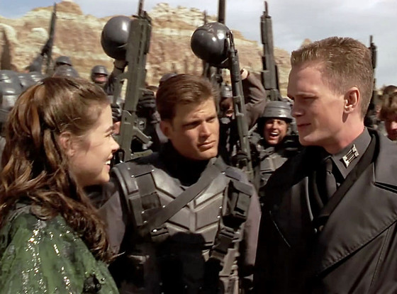 Starship Troopers, 1997