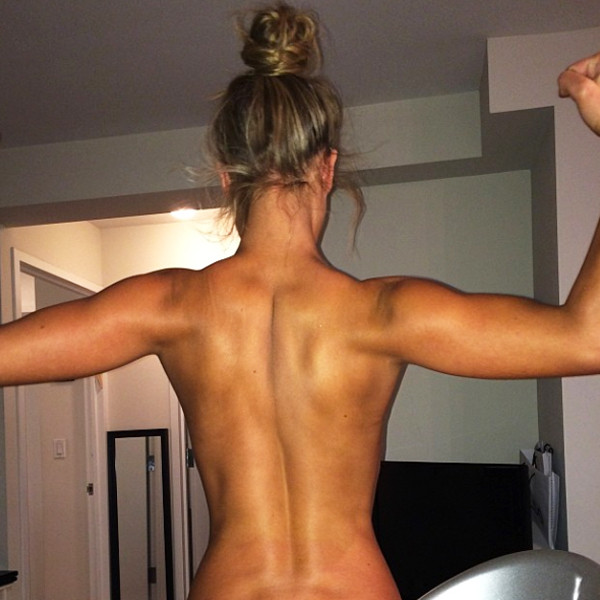 Nina Agdal Brings Sexy Back With Topless Instagram Photo