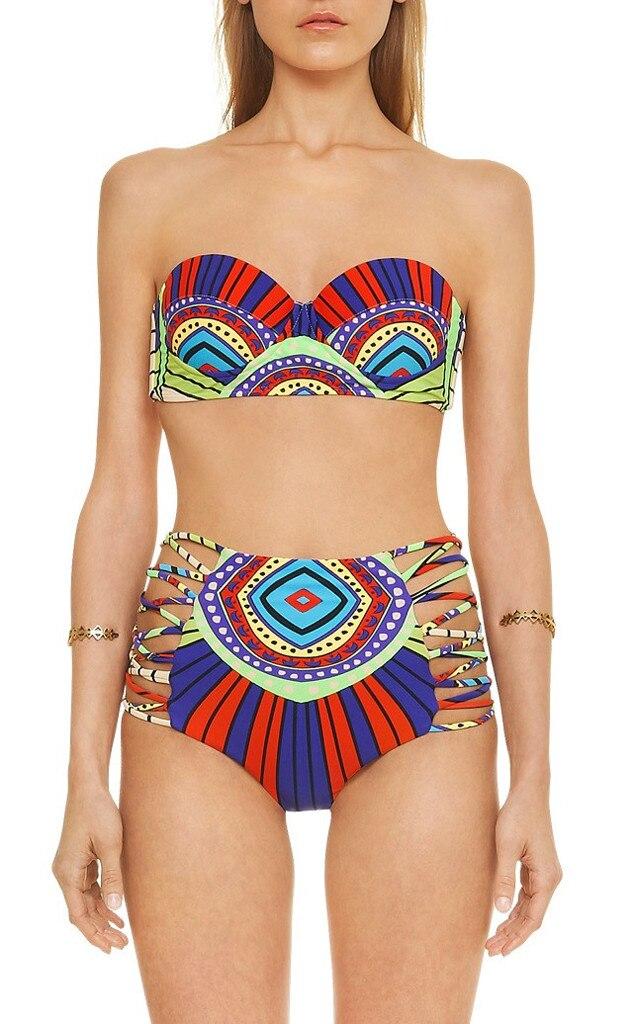 High Waisted Bikini, Mara Hoffman