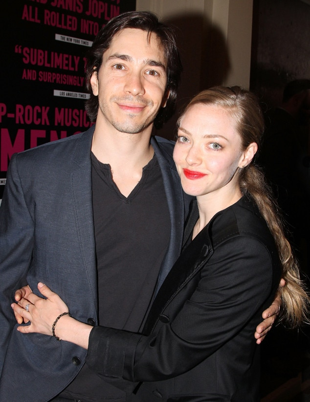 how long have justin long and amanda seyfried been dating