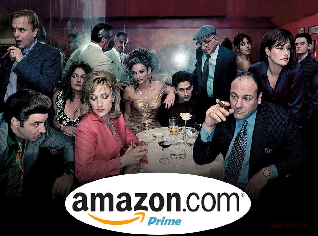 Sopranos Cast, Amazon Prime