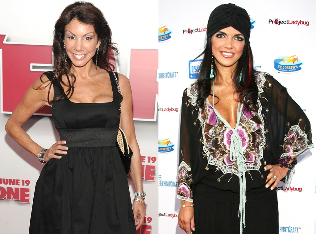 Teresa Giudice, Danielle Staub, Real Housewives Fights