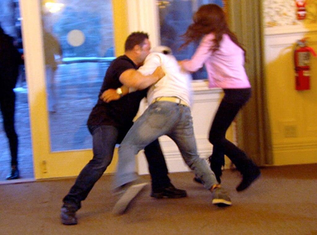 Joe Giudice, Joe Gorga, Real Housewives Fights